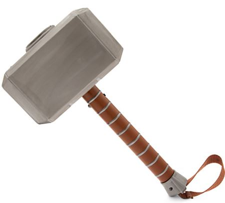 marvel avengers initiative thor ultimate mjolnir hammer
