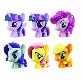 Mlp Squishy Toys : My Little Pony Fash Ems Series 1 Mystery Capsule Box Tech4Kids