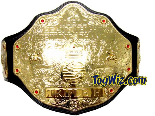 WWE Adult Replicas Raw World Heavyweight Championship ...