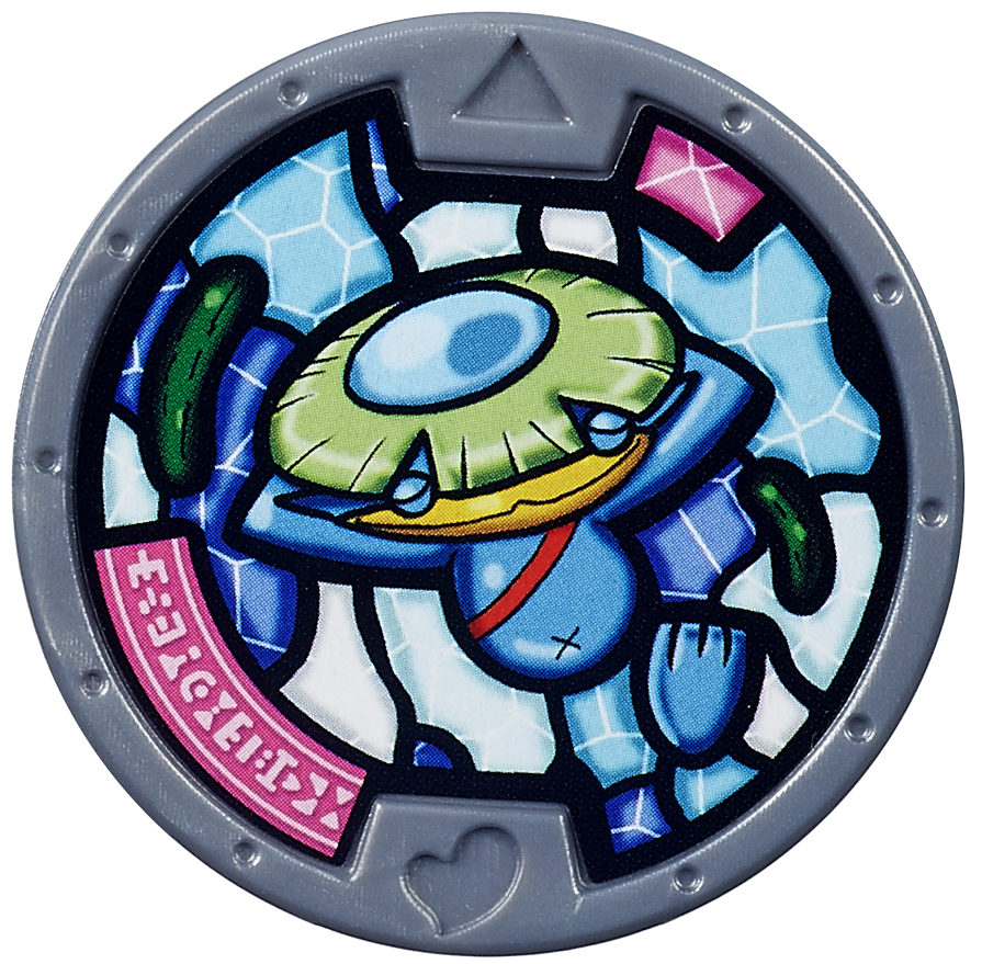 Yo kai watch medals related keywords yo kai watch medals for Decoration yo kai watch