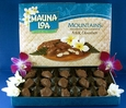 Mauna Loa Mountains or Hawaiian Host Macadamia Nuts Covered in Milk Chocolate - 12 Pack