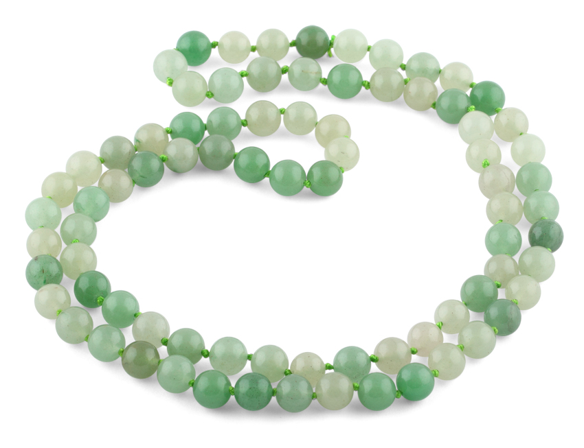 green nature product beautiful jadeite from dark beads jade necklace bead