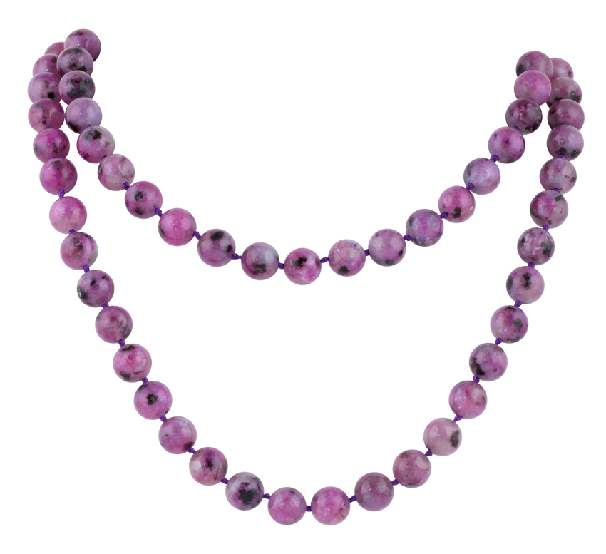 purple jewellers stone set francis gaye circle kors and rose michael gold necklace image
