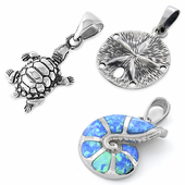 Beach Pendants