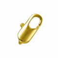 Gold Filled Lobster Clasp 12mm - Pack of 2