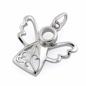 Sterling Silver Little Angel Pendant