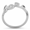 Sterling Silver Love Ring