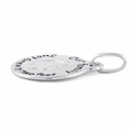 """Sterling Silver """"Our Family Just Grew by Two Feet"""" Charm Pendant"""