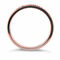 """Sterling Silver Rose Gold Plated """"You Are My Sunshine, My Only Sunshine"""" Ring"""