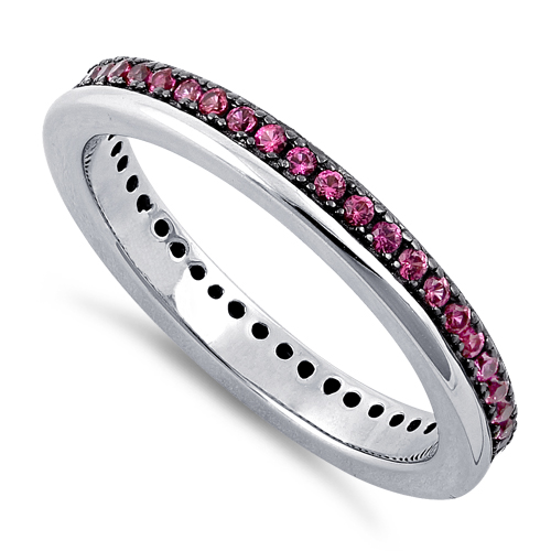ring serendipity products seoul cz eternity bands in band rings grande