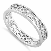 unique silver rings mens sterling products spartan