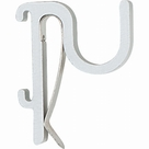 "1"" Hook Clip for Map Rail"