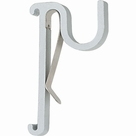 "2"" Hook Clip for Map Rail"