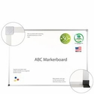 ABC Porcelain Boards 3'H x 5'W