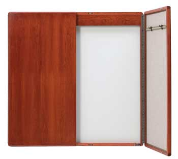 Conference Room Dry Erase Board Cabinets