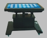 Interactive LED Easel Table