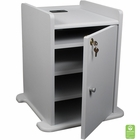 Locking Cabinet - Gray