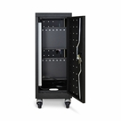 Luxor 16 Capacity Tablet Charging Cart