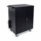 Luxor 32 Capacity Laptop/Chromebook Charging Cart