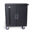 Luxor 32 Chromebook/Laptop/Tablet Smart Charging Cart