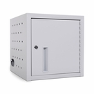 Luxor 8 Capacity Wall/Desk Tablet Charging Station