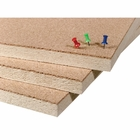 Natural Add-Cork Tackboard - Unframed Panel