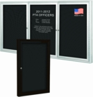 Outdoor Enclosed Directory Board Cabinets