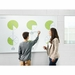 Projection Whiteboard with Polyvision® duo Surface