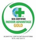 SCS Certified Indoor Advantage - Gold Markerboards and Tackboards
