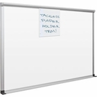 Slim Bite Whiteboard - TuF-Rite Surface 4'H x 6'W