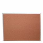 Splash-Cork Tackboards-Aluminum 4'H x 10'W
