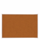 Splash-Cork Tackboards Aluminum Trim