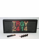 Tri-Color Indoor/Outdoor Scrolling Signs