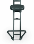 Up-Rite Height Adjustable Stool (set of 2)