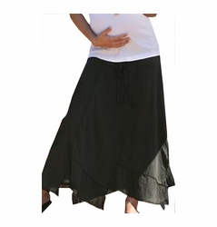 SOLD OUT 2 Chix Forty Week Maternity Skirt