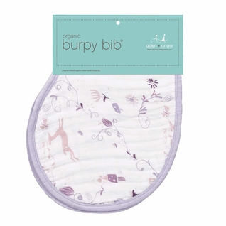 SOLD OUT Aden + Anais Organic Burpy Bib Single Pack - Once Upon A Time