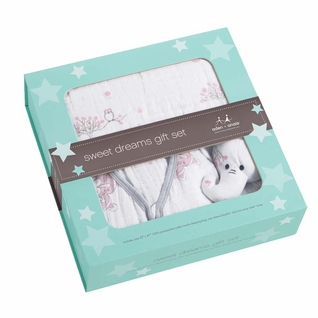 Aden + Anais Sweet Dreams Boxed Gift Set - For The Birds