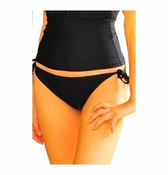 Annee Mathew Maternity String Bikini Bottoms