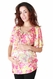 SOLD OUT Annee Matthew Lynda Maternity Nursing Blouse