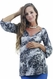 SOLD OUT Annee Matthew Madrid Maternity Nursing Blouse