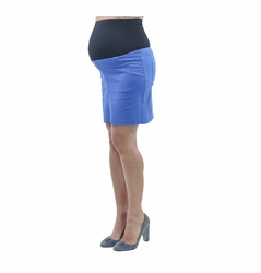 SOLD OUT Annee Matthew Short Stretch Maternity Skirt