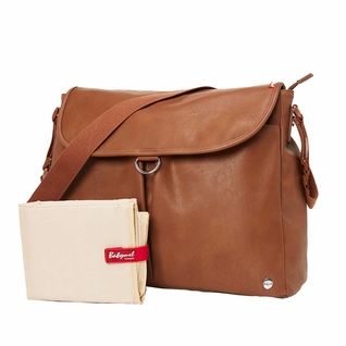 SOLD OUT Babymel Ally Satchel Diaper Bag - Tan