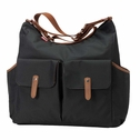SOLD OUT Babymel Frankie Diaper Bag - Black