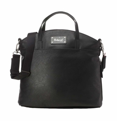 TEMPORARILY OUT OF STOCK Babymel Grace Tote Diaper Bag - Black