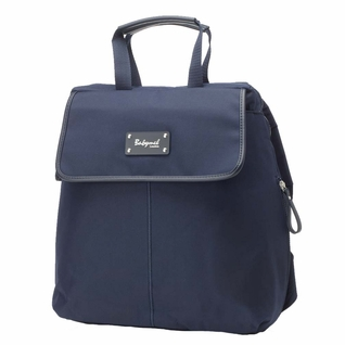 TEMPORARILY OUT OF STOCK Babymel Harlow Backpack Diaper Bag - Navy