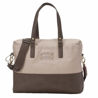 TEMPORARILY OUT OF STOCK Babymel Millie Diaper Tote Bag - Fawn