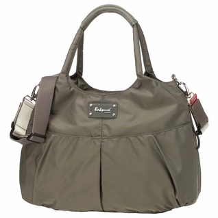 TEMPORARILY OUT OF STOCK Babymel Zahra Diaper Bag - Grey