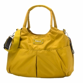 TEMPORARILY OUT OF STOCK Babymel Zahra Diaper Bag - Mustard