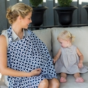 SOLD OUT Bebe au Lait Cotton Nursing Cover - Camden Lock