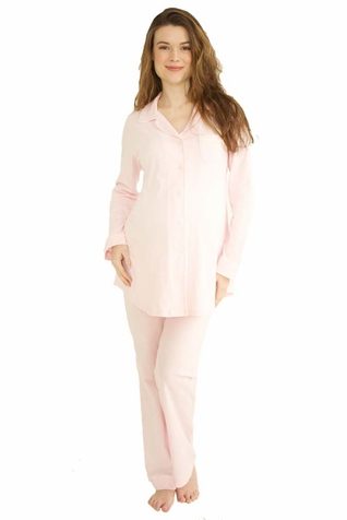 SOLD OUT Belabumbum Ariel Maternity Nursing Classic Pajama Set